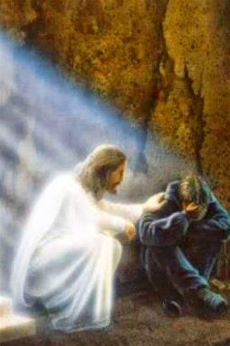 jesus the comforter i am always with you jesus daily christ has risen