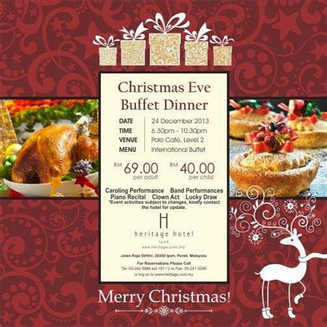 buffet dinner promotion buffet dinner promotion at heritage hotel