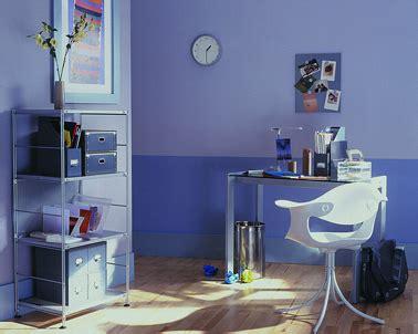 jeux de travail dans un bureau d 233 coration d un coin bureau id 233 es couleurs peinture