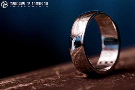 Wedding Ring Photography by Self Taught Photographer Finds Unique Way To Shoot