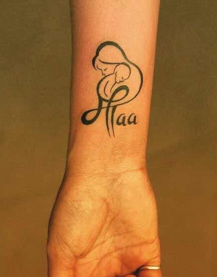 tattoos dedicated to mom best maa tattoos designs and ideas tattoosera