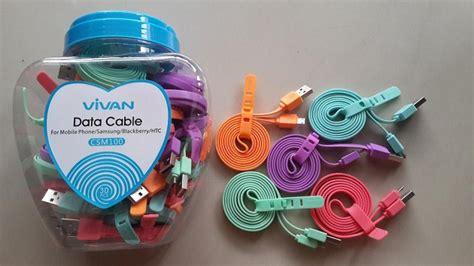 Harga Dan Merk Hp Iphone merk kabel data charger terbaik untuk hp android dan iphone