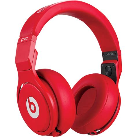 Headphone Beats Pro beats by dr dre pro high performance studio mh6r2am a b h