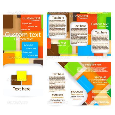 leaflet layout word exle of phlet blank phlet template passport bi