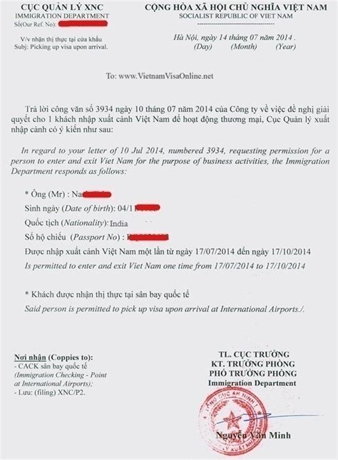 Business Viability Guarantee Letter Indonesia visa for india citizens indian passport holders