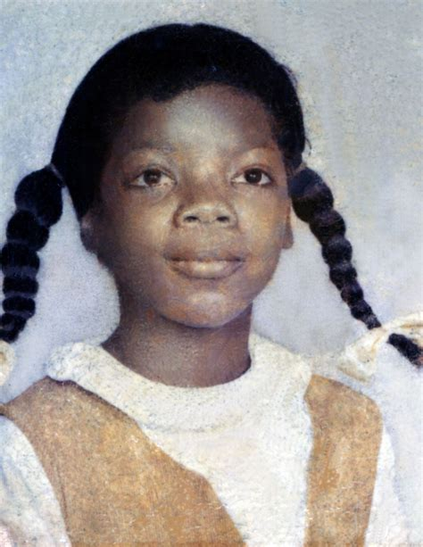 oprah winfrey young pictures 36 revealing facts about oprah winfrey