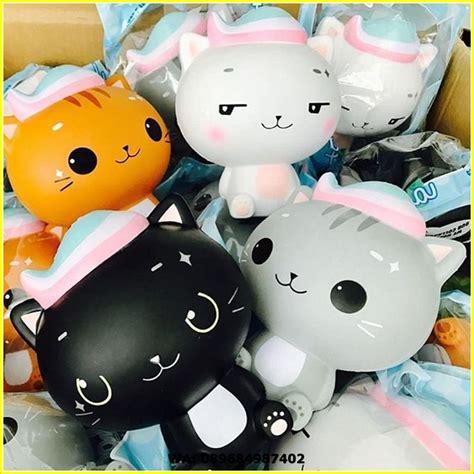 Squishy Kucing minty cat licensed squishy kucing odol ori cc