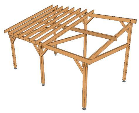 Comment Construire Un Carport Plan by Comment Construire Carport La R 233 Ponse Est Sur Admicile Fr