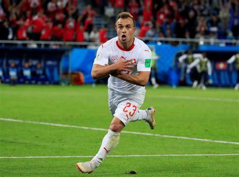hasil piala dunia 23 juni 2018 serbia vs swiss 1 2