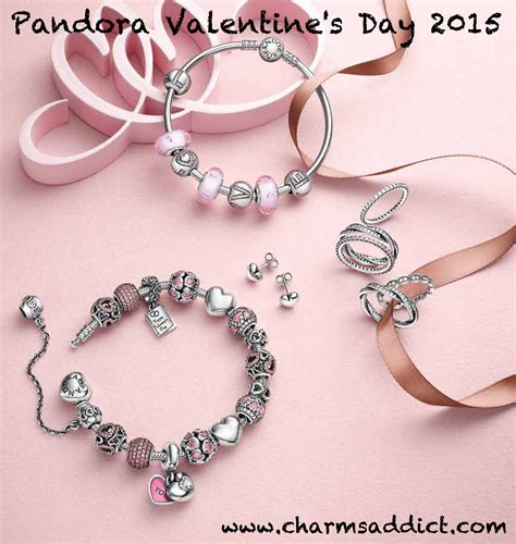 valentines day pandora charms pandora s day 2015 collection prices charms addict