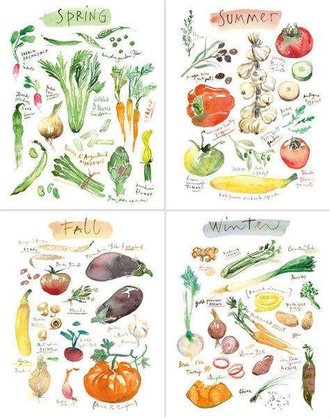Wallpaper Grade B By Luxurios 5 92 Uk 45cm X 5m Termurah vegetable prints set of 4 prints four seasons home