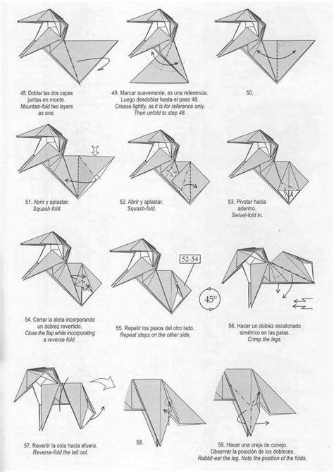 Origami Unicorn Easy - marvelous origami unicorn origami