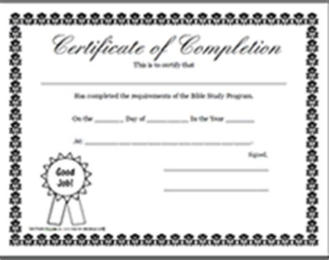 bible study certificate templates printable bible award certificates