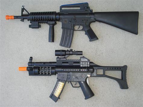 Seal Set Barrel navy seals set 1 m16 machine gun mp5 tactical rifle