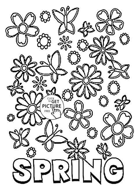 cool coloring pages of flowers flower coloring pages free artsybarksy