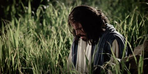 savior suffers  gethsemane