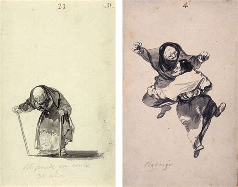 Drawing Inspiration by Goya Drawing Inspiration Christie S