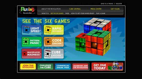 Rubiks Revolution Interactive As A rubik s revolution going interactive creative digital