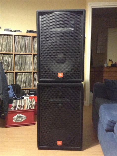Speaker Jbl Jrx 115 jbl jrx115 image 616152 audiofanzine