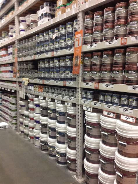 paint department the home depot office photo glassdoor