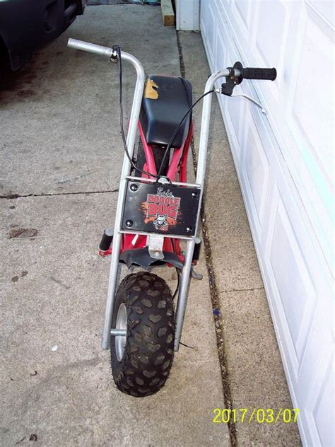 baja doodle bug mini bike for sale baja heat mini bike for sale classifieds