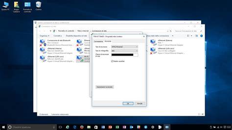 Window Si Visualizzare E Recuperare La Password Wi Fi In Windows 10