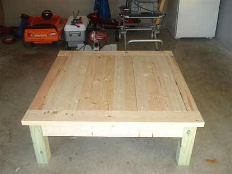 2x4 end table tables made out of 2x4 2x4 coffee table plans tables