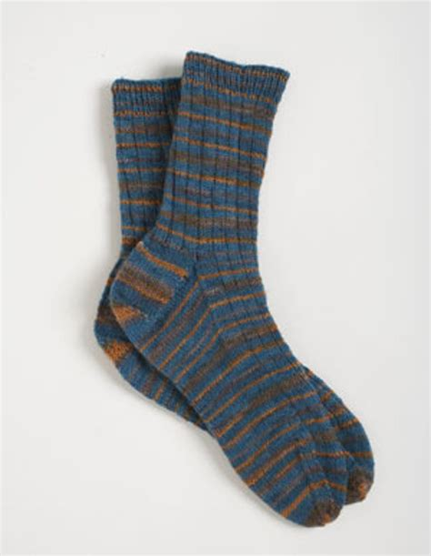 pattern socks brand father s day socks in lion brand sock ease 80226