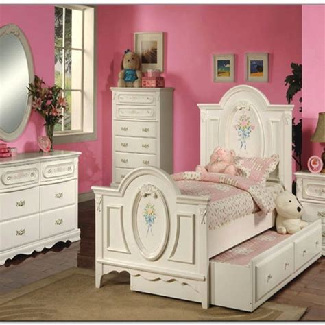 girls bedroom set white little girls white bedroom furniture