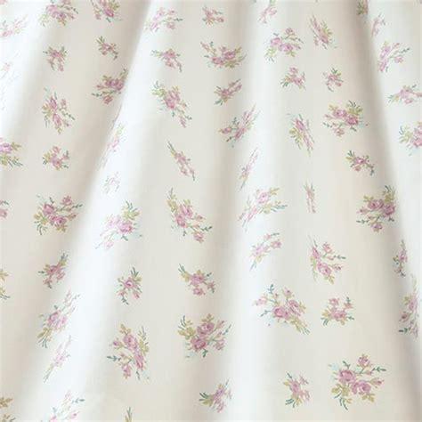 chalk pink curtains iliv decoupage pastel collection floreale chalk floral