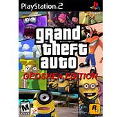 Image  GTA GSE PS2 Cover Artjpg Geos World Wiki
