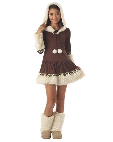 tween dresses ebay ck73 polar princess eskimo tween girls child halloween