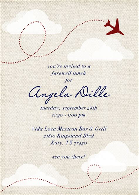 farewell lunch invitation email template coworker farewell luncheon invitation luncheon