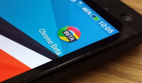 chrome zoom android cult of android chrome beta for android gets universal