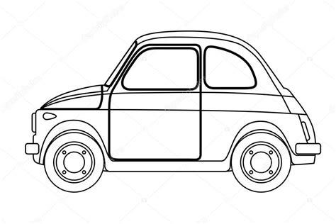 Skizze Auto by Alte Auto Skizze Stockvektor 169 Frescomovie 83299400