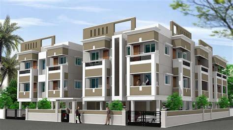 Sustainable Apartment Plans And Elevations by Manakula Vinayagar Apartments In Nanmangalam Chennai