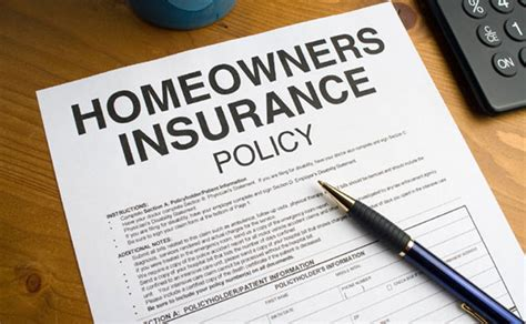 time for your homeowner s insurance policy s annual checkup