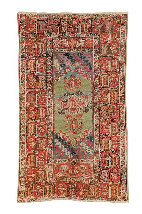tappeti anatolici tappeto anatolico ghiordes xix secolo tapis anciens
