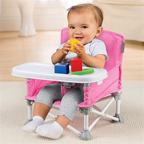 Sugar Baby Fold Up Infant Seat I Pink Baby Bouncer summer infant pop n sit portable booster pink import it all