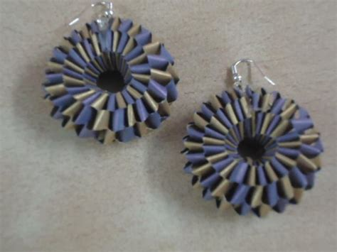 Paper Jewellery Design And Make - learn eco friendly paper jewellery workshop in