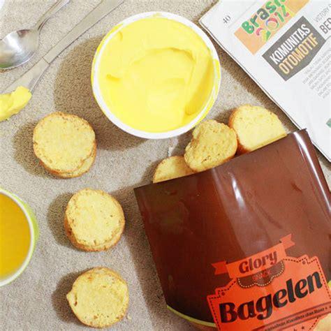 Garlic Bagelen original bagelen snack