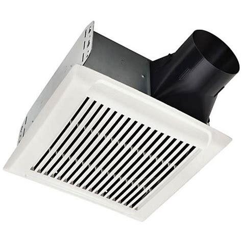 nutone 80 cfm bath fan nutone invent white 80 cfm 1 5 sones bath exhaust fan