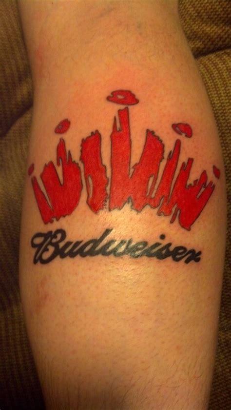 budweiser tattoo budweiser tattoos tattoos and