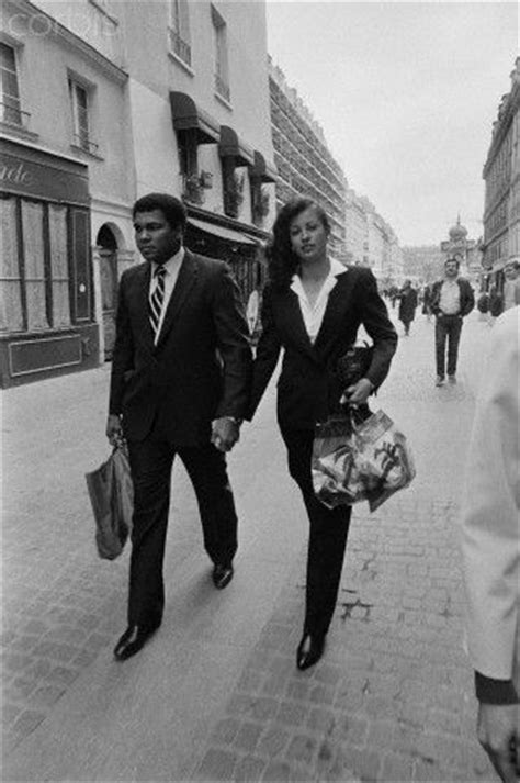 Veronica Porsch by Muhammed Ali With Veronica Porsche The Way They Wore