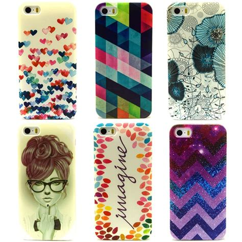 Softcase Iphone 5g 5s soft for iphone 5s 5 5g fashion painting mobile phone cases for iphone5 cover back