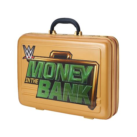 money bank money in the bank commemorative briefcase us