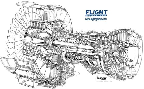 section plane engineering drawing pw4000 engine diagram get free image about wiring diagram