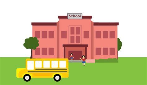 school clipart free to use domain school building clip