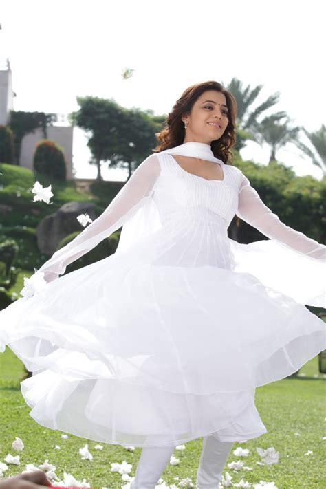 nisha agarwal stills in white dress