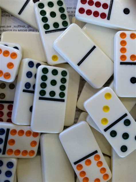 Dominoes Gift Card - the inspired educator experiential education blog experiential tools